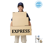 fba amazon alibaba express shipping agent from china to canada