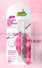 Private label Mr.Strong brand instant stain remover pen