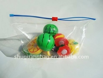 Slider Plastic Bag