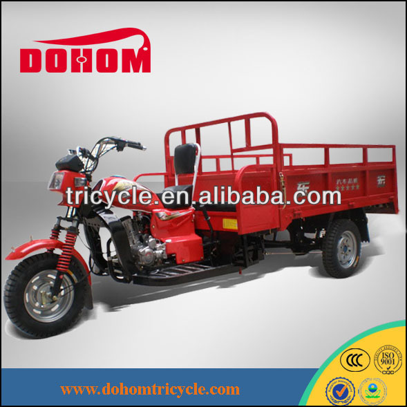 150cc Cargo delivery three wheeler tricycles