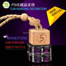 Car air freshener hanging perfume bottle / car air freshener hanging / liquid car air freshener
