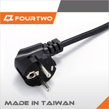 Made in Taiwan high quality low price t5 lamp power cord,220v power cord reel,thailand power cord plug