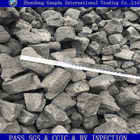 Low Ash Low Sulfur Foundry Coke Met Coke Metallurgical Coke (size60-90mm)