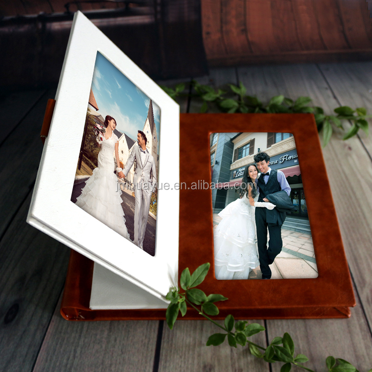 Wedding photographic blank photo albums