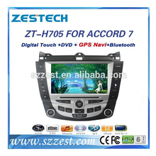 touch screen car gps for Honda Accord 2004-2007 car multimedia gps tracking system DVD GPS RADIO BLUETOOTH
