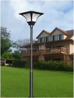 New 25W solar garden light for outside SZYL-SGL-201-h