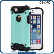Bulk selling TPU + PC phone shell phone protective case for iphone5c