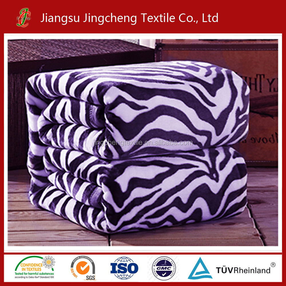 wholesale leopard print 100%polyester flannel fleece blanket ,comfortable best blanket fleece