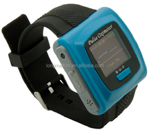 CE/FDA Approved PC Based Wrist Pulse Oximeter
