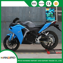 High Perfomance M series 48V to 72V 2000w to 9000w Racing Motorcycle For Southern Asia