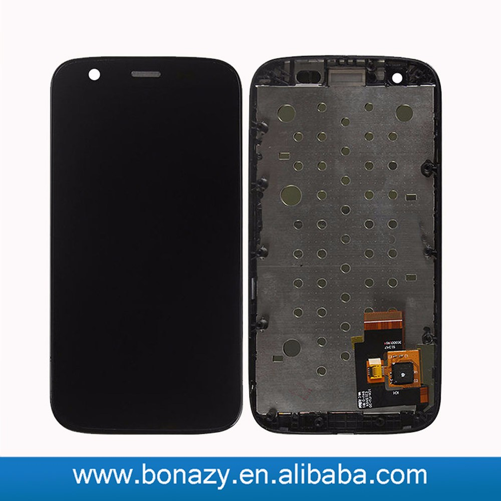 Original quality <strong>100</strong>% tested screen lcd digitizer assembly for motorola moto <strong>g</strong> XT1032