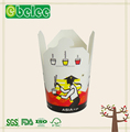 16oz disposable food paper container