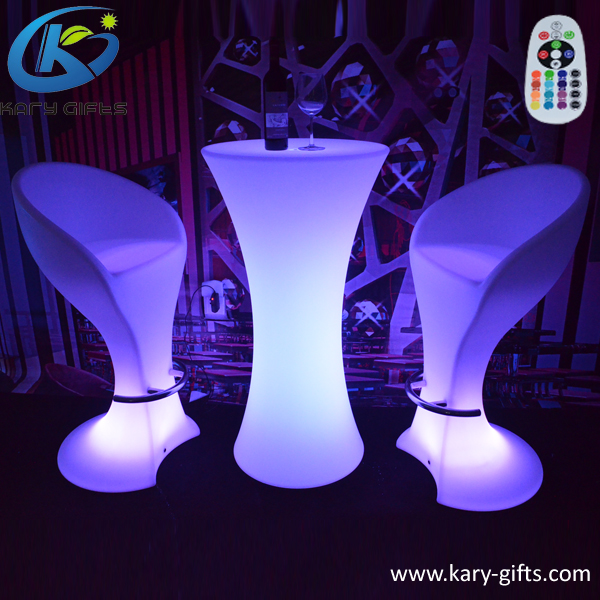 KTV Chair Table Cube Light Bar Nightclub Event Outdoor Led Furniture