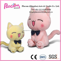 Cheap Best fashion Cute Kid toys Plush stuffed toys Cat