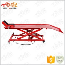 New Type Top Sale 1000lbs TL1700-4A Motorcycle Work Station table bench stand lift jack