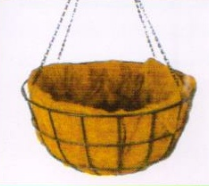 cheap coir fiber hanging basket liners for sale