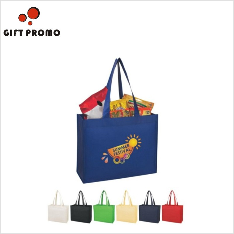 Promotional Custom Recycle Non Woven Shopping Tote Bag