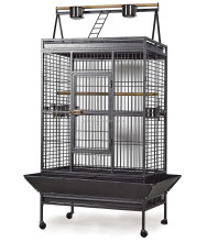 Wholesale low price large breeding parrot cage