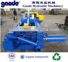 High capacity scrap metal recycling packer from China