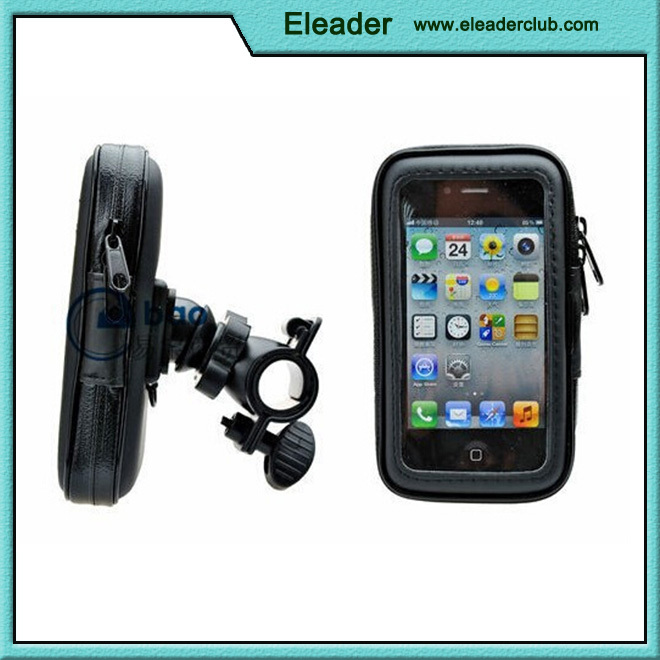 Waterproof case for iphone samsung mobile phone with bike mount