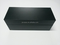 Hand made top and bottom high end elegant gift paper box with EVA insert paper box
