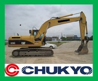 Used Caterpillar Crawler Excavator 320 C Japan Model <SOLD OUT>