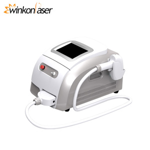 Most popular beauty equipment medical soft light laser braun hair removal machine for men