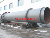 hot sale! ISO dregs,slag,gypsum rotary dryer