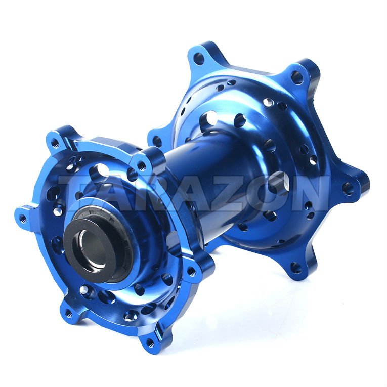 CNC Machined Front and Rear Motorcycle Wheel Hub for KTM 450SX 03-14