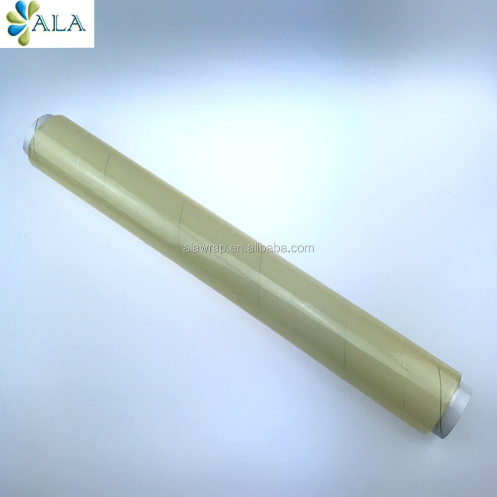 food grade pvc food wrapping cling film