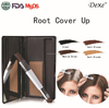 magic temporary root cover up hair brush for covering gray hair instantly