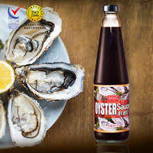 China's export trade oyster sauce