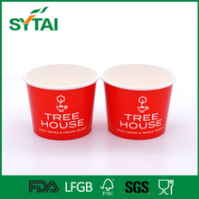 Food and beverage use hot soup small size paper bowl
