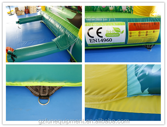 Animal Theme Inflatable Jumping Castle Bounce House Cheap Inflatable For Sale