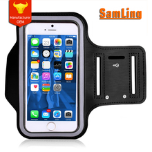 Factory Wholesale Neoprene Reflective Running Sport Armband for Apple IPhone 7 8
