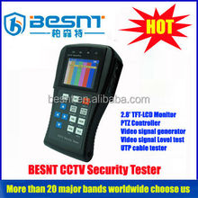 manufacture 2.8inch lcd screen, cctv tester pro factory BS-CS01K