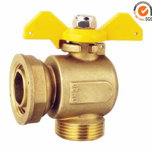original idle air control valve japan thermostat gas external screw thread ball with manual handle