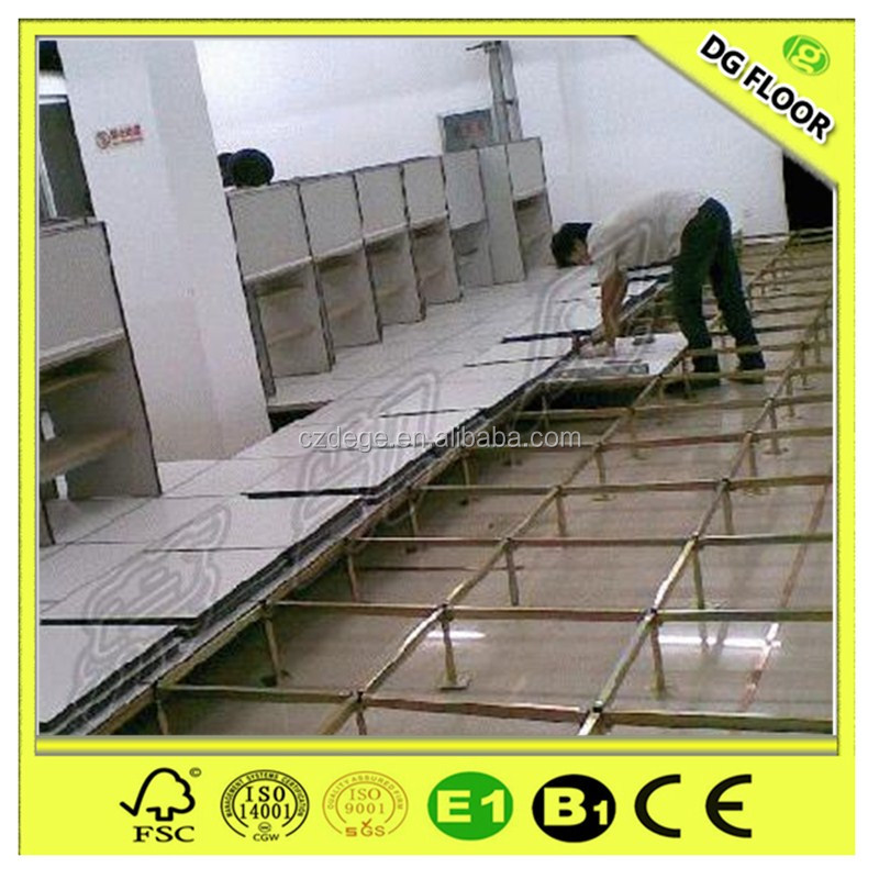 Steel Cementitious Raised Access Flooring Systems