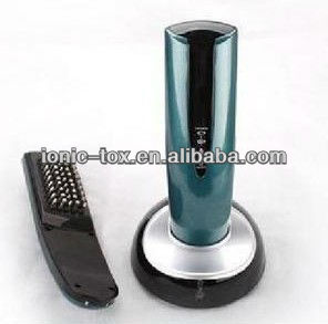 diode laser hair comb with massager help to regrow your hair