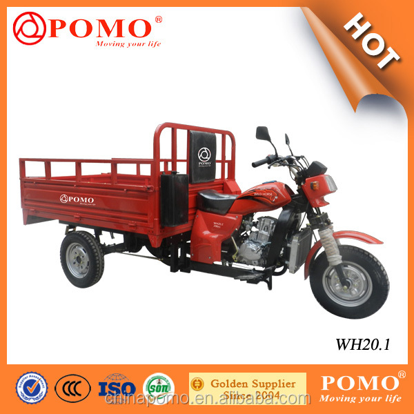 China Factory 3 Wheeler Can be used in Agriculture Express Tricycle Motorcycle