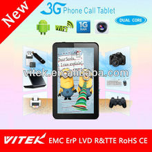 New Model 7 inch 3G City Call Android Tablet
