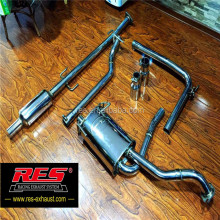Guangdong Factory Exhaust Catback For Car Honda