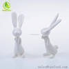 Promotional Plastic Children Love Cartoon Rabbit Shape Ballpoint Pen
