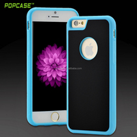 TPU PC double protective Anti-gravity smartphone case for iphone6s