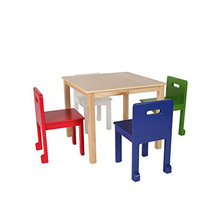 Best Selling Preschool Furniture Study Used Kids Table And Chair Set