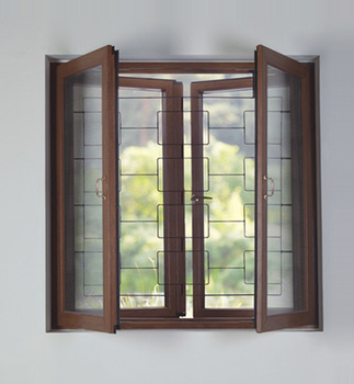 upvc profile French window and door