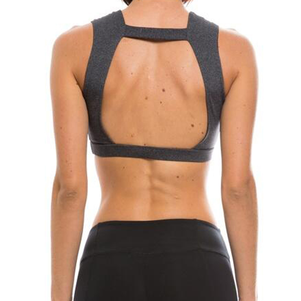 sexy ladies fitness gym bra top running genie sports bra