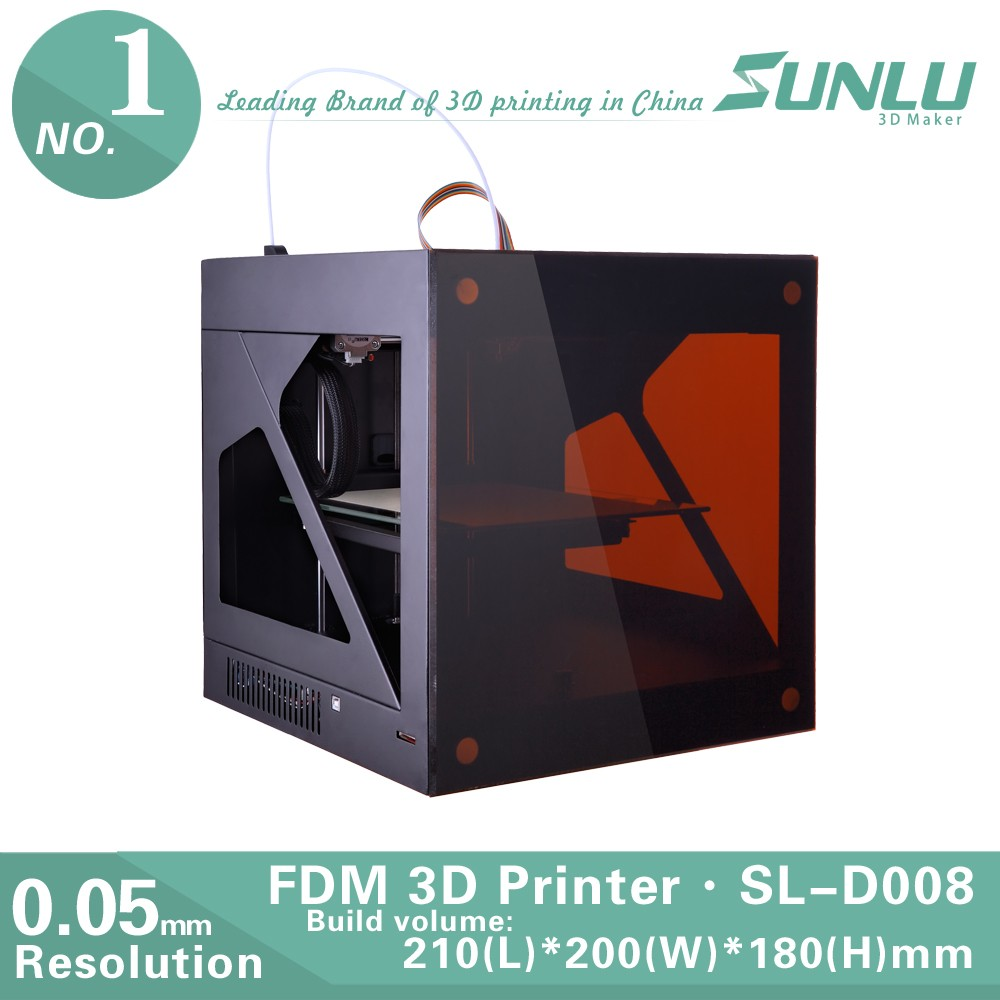 High-Speed Digital FDM Desktop 3d printing machine