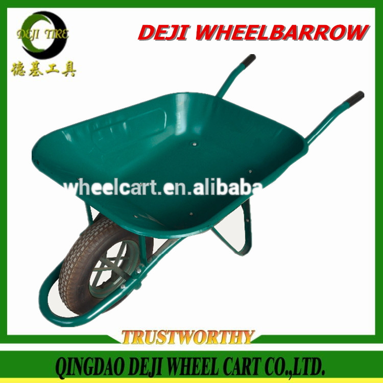 2016 new deji wheel barrow manufacturer heavy duty garden for New gardening tools 2016