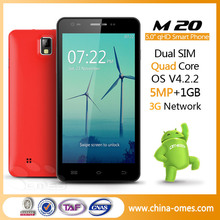 OEM 5inch mtk6582 quad core 1G+4G china mobile phone wholesaler